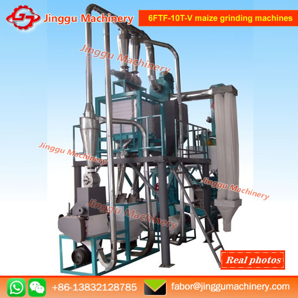 10T maize grinding machines | vertical structure maize grinding machines