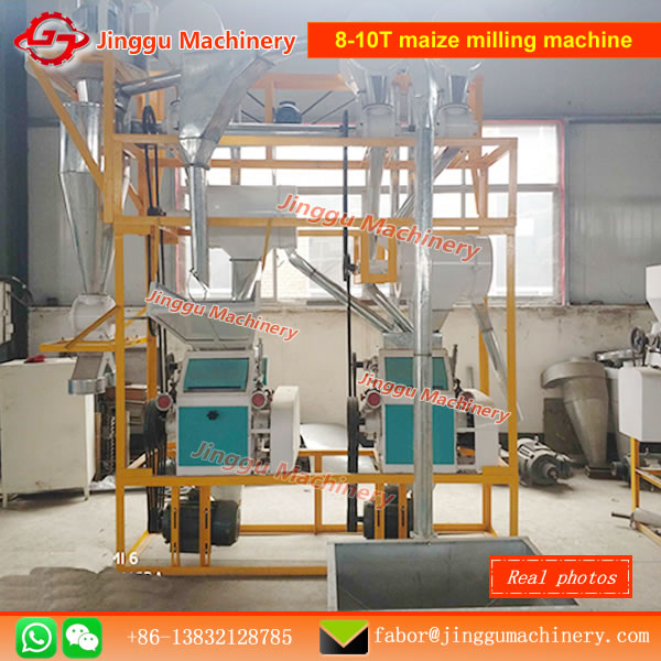 6fyq-10t small-scale-wheat-milling-machine