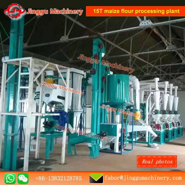 corn flour processing linecomplete set corn flour processing machinecorn flour milling machine for sale
