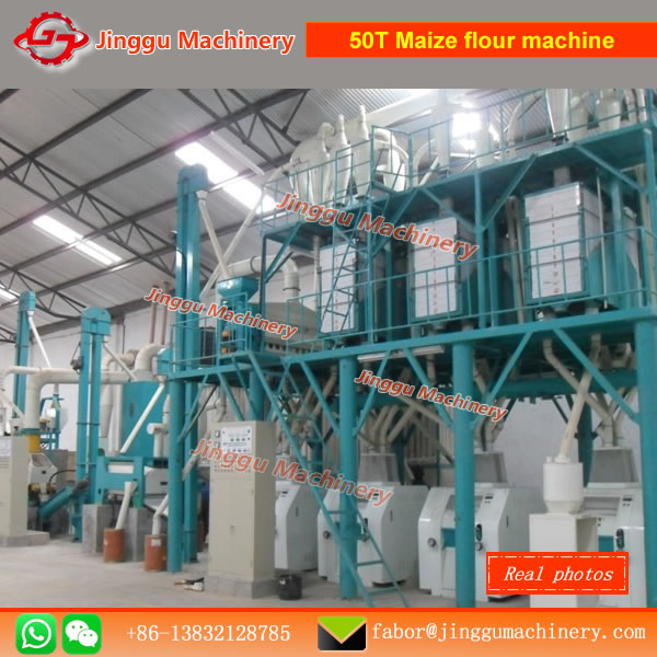 50T corn process plantcorn processing plant for salecorn flour process plant supplier