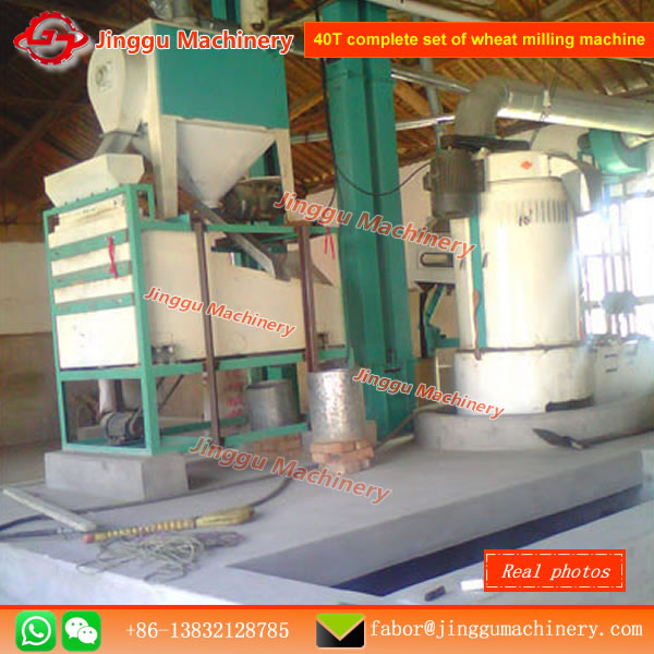 wheat flour process machinery40T/D wheat flour processing machinerywheat flour milling machienry for sale