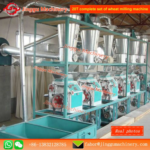 home flour mill machinewheat flour mill machine for sale20T/D home flour milling machine supply