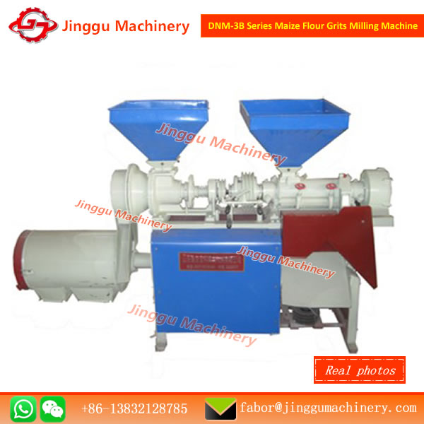 DNM-3B Series Maize Flour Grits Milling Machine