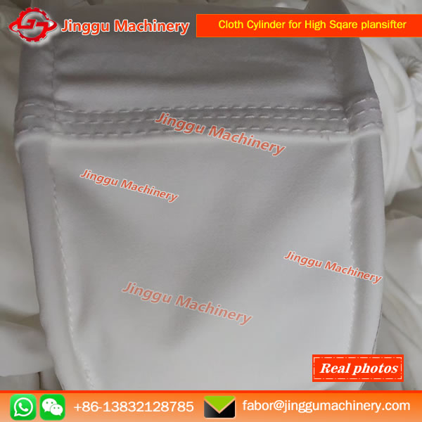 Cloth Cylinder for High Sqare plansifter