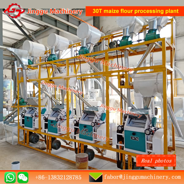 20T maize grinding machines