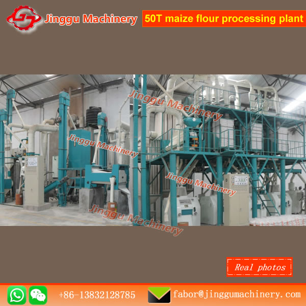 50T maize grinding machines
