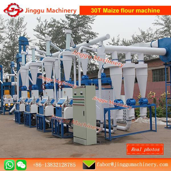 30T Maize flour machine